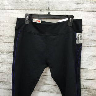 Primary Photo - BRAND: FABLETICS STYLE: ATHLETIC CAPRIS COLOR: BLACK SIZE: XL OTHER INFO: NEW! SKU: 127-4954-5801