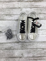 Primary Photo - BRAND: J CREW <BR>STYLE: SHOES ATHLETIC <BR>COLOR: SILVER <BR>SIZE: 5.5 <BR>SKU: 127-4876-7202