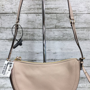 Primary Photo - BRAND: MICHAEL KORS STYLE: HANDBAG DESIGNER COLOR: PINK SIZE: SMALL OTHER INFO: CROSSBODY SKU: 127-4169-35739THIS MICHAEL KORS CROSSBODY HAS AN ADJUSTABLE STRAP. IT'S IN FANTASTIC CONDITION AND NEW WITH TAGS!