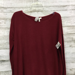 Primary Photo - BRAND: JOIE STYLE: TOP LONG SLEEVE COLOR: RED SIZE: S SKU: 127-4942-389LIGHTWEIGHT SWEATER IN LIKE-NEW CONDITION.