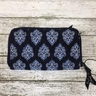 Primary Photo - BRAND: VERA BRADLEY STYLE: WALLET COLOR: BLUE SIZE: LARGE SKU: 127-3371-44287