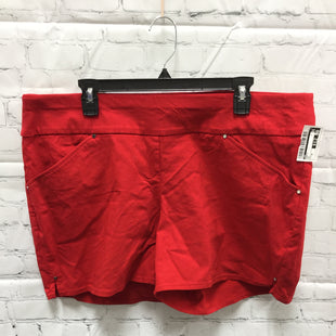 Primary Photo - BRAND: INC STYLE: SHORTS COLOR: RED SIZE: 18 SKU: 127-4169-35794RED PULL ON SHORTS!