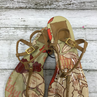 Primary Photo - BRAND: TORY BURCH STYLE: SANDALS COLOR: TAN SIZE: 6 SKU: 127-4876-7204THESE SANDALS ARE VERY CLEAN AND IN GREAT CONDITION!