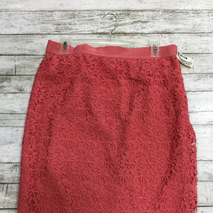 Primary Photo - BRAND: ANN TAYLOR STYLE: SKIRT COLOR: CORAL SIZE: 8 OTHER INFO: NEW! SKU: 127-4954-2119