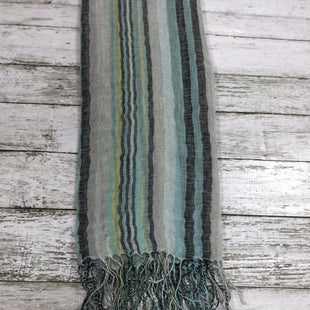 Primary Photo - BRAND: EILEEN FISHER STYLE: SCARF COLOR: GREEN SKU: 127-4169-23516