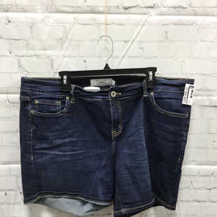Primary Photo - BRAND: TORRID STYLE: SHORTS COLOR: DENIM SIZE: 20 SKU: 127-3371-47141