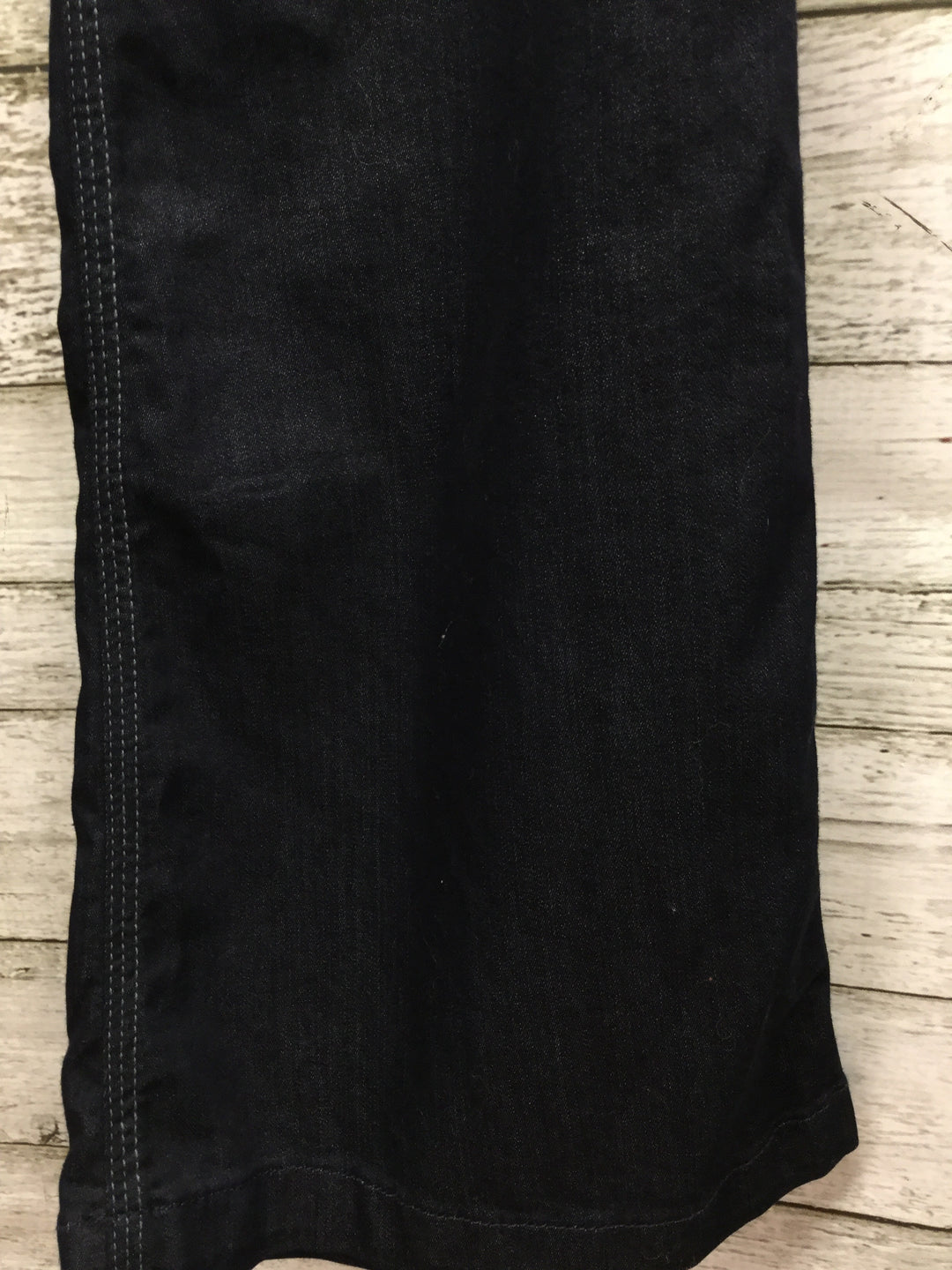 Photo #2 - BRAND: SEVEN FOR ALL MANKIND , STYLE: JEANS , COLOR: DENIM , SIZE: 6 , SKU: 127-4169-27785, , THESE JEANS ARE GENTLY USED AND IN GOOD CONDITION.