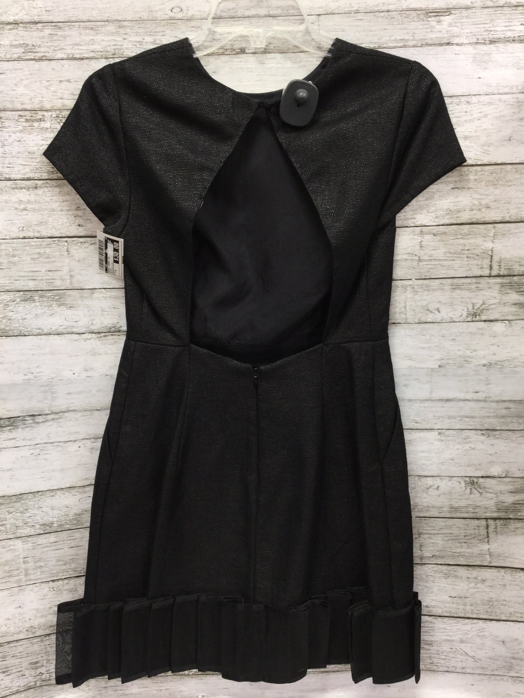 Photo #3 - BRAND:    CMD , STYLE: DRESS SHORT SHORT SLEEVE , COLOR: BLACK , SIZE: 4 , OTHER INFO: PHILLIP LIM - , SKU: 127-3371-45596, , THE PERFECT LITTLE BLACK DRESS BY PHILLIP LIM!