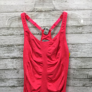 Primary Photo - BRAND: ATHLETA STYLE: ATHLETIC TANK TOP COLOR: HOT PINK SIZE: M SKU: 127-3371-44361