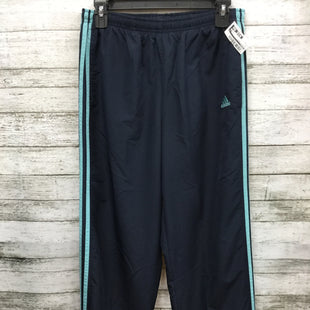 Primary Photo - BRAND: ADIDAS STYLE: ATHLETIC PANTS COLOR: NAVY SIZE: M SKU: 127-4876-3151