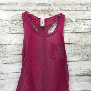 Primary Photo - BRAND: LULULEMON STYLE: ATHLETIC TANK TOP COLOR: PINK SIZE: S SKU: 127-3371-47960