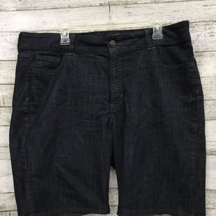 Primary Photo - BRAND: RIDERS STYLE: SHORTS COLOR: DENIM BLUE SIZE: 18 SKU: 127-4876-8118RIDERS SHORTS IN GENTLY USED CONDITION.