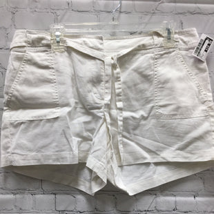 Primary Photo - BRAND: NEW YORK AND CO STYLE: SHORTS COLOR: WHITE SIZE: 12 SKU: 127-4876-8626