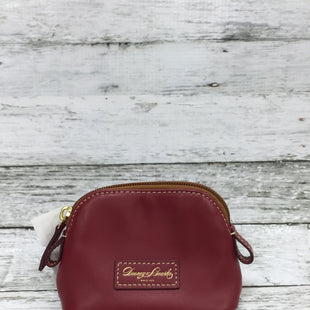 Primary Photo - BRAND: DOONEY AND BOURKE STYLE: COIN PURSE COLOR: RED SIZE: SMALL SKU: 127-4876-11223
