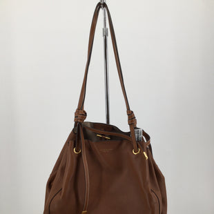 Primary Photo - BRAND: TORY BURCH STYLE: HANDBAG DESIGNER COLOR: CARAMEL SIZE: MEDIUM SKU: 127-4169-36095