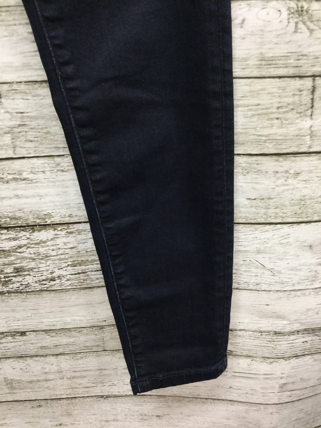 Photo #2 - BRAND: BANANA REPUBLIC , STYLE: JEANS , COLOR: DENIM , SIZE: 0 , OTHER INFO: NEW! , SKU: 127-4954-4755, , NEW WITH TAGS, HIGH RISE, SKINNY, ANKLE JEANS.