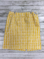 Primary Photo - BRAND: TALBOTS <BR>STYLE: SKIRT <BR>COLOR: YELLOW <BR>SIZE: 16 <BR>SKU: 127-4008-9916