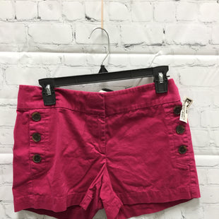 Primary Photo - BRAND: ANN TAYLOR LOFT O STYLE: SHORTS COLOR: PINK SIZE: 0 SKU: 127-4169-25131