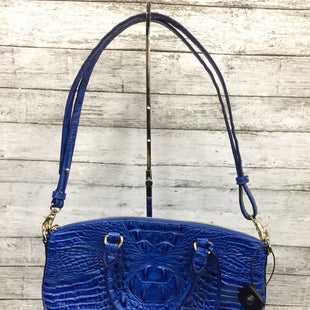 Primary Photo - BRAND: BRAHMIN STYLE: HANDBAG DESIGNER COLOR: BLUE SIZE: MEDIUM SKU: 127-3371-49932