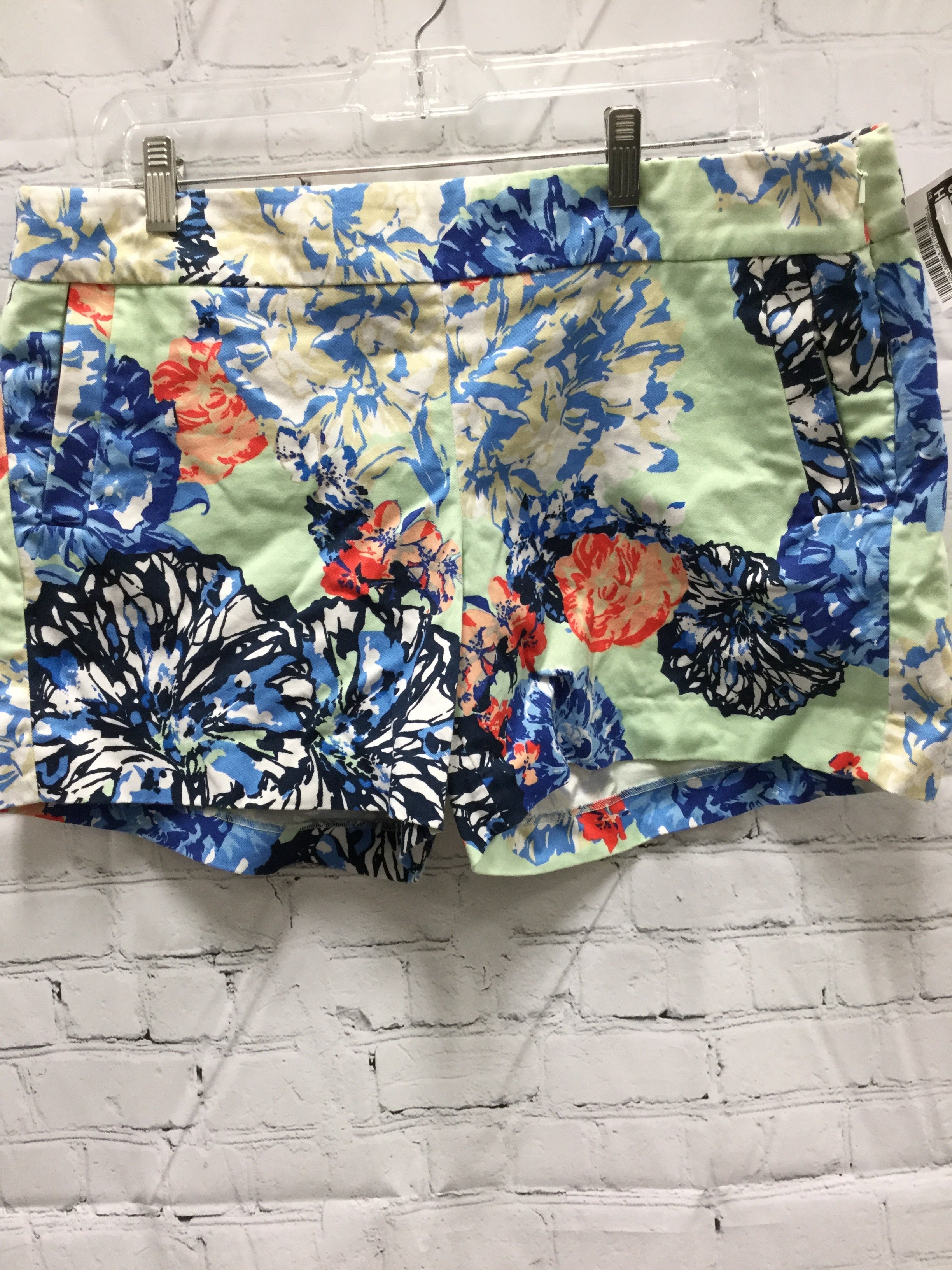 Primary Photo - BRAND: J CREW , STYLE: SHORTS , COLOR: FLORAL , SIZE: 14 , SKU: 127-4954-5909