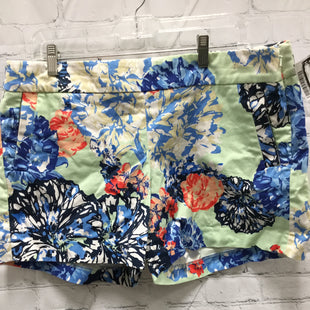 Primary Photo - BRAND: J CREW STYLE: SHORTS COLOR: FLORAL SIZE: 14 SKU: 127-4954-5909