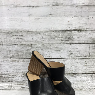 Primary Photo - BRAND: MADEWELL STYLE: SANDALS HIGH COLOR: BLACK SIZE: 7.5 SKU: 127-4072-2507BLACK CHUNKY SANDALS BY MADEWELL!