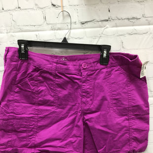 Primary Photo - BRAND: ST JOHNS BAY STYLE: SHORTS COLOR: MAGENTA SIZE: 14 SKU: 127-4072-2222