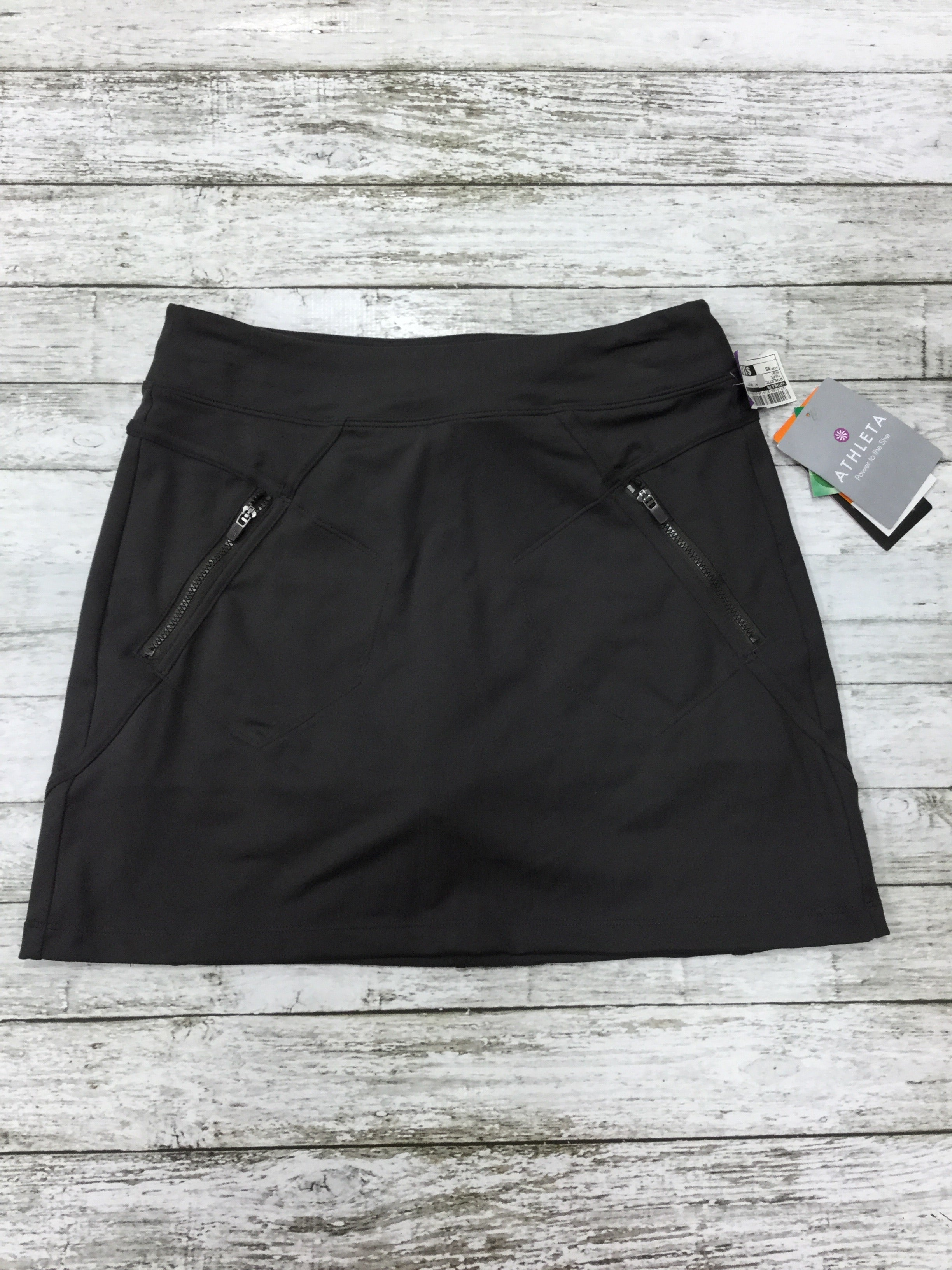 Primary Photo - BRAND: ATHLETA , STYLE: ATHLETIC SKIRT SKORT , COLOR: TAUPE , SIZE: XS , OTHER INFO: NEW! , SKU: 127-4169-27141
