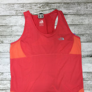 Primary Photo - BRAND: NORTHFACE STYLE: ATHLETIC TANK TOP COLOR: CORAL SIZE: XL SKU: 127-3371-38455