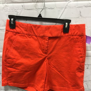 Primary Photo - BRAND: ANN TAYLOR LOFT STYLE: SHORTS COLOR: ORANGE SIZE: 0 OTHER INFO: NEW! SKU: 127-4169-25126