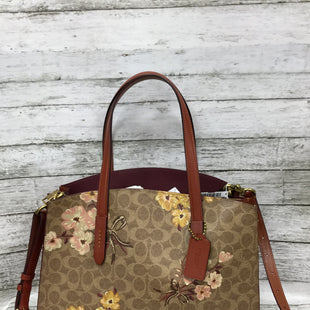 Primary Photo - BRAND: COACH STYLE: HANDBAG DESIGNER COLOR: FLORAL SIZE: LARGE SKU: 127-4942-2879THIS BEAUTIFUL FLORAL COACH IS IN LIKE NEW CONDITION WITH LITTLE TO NO WEAR.