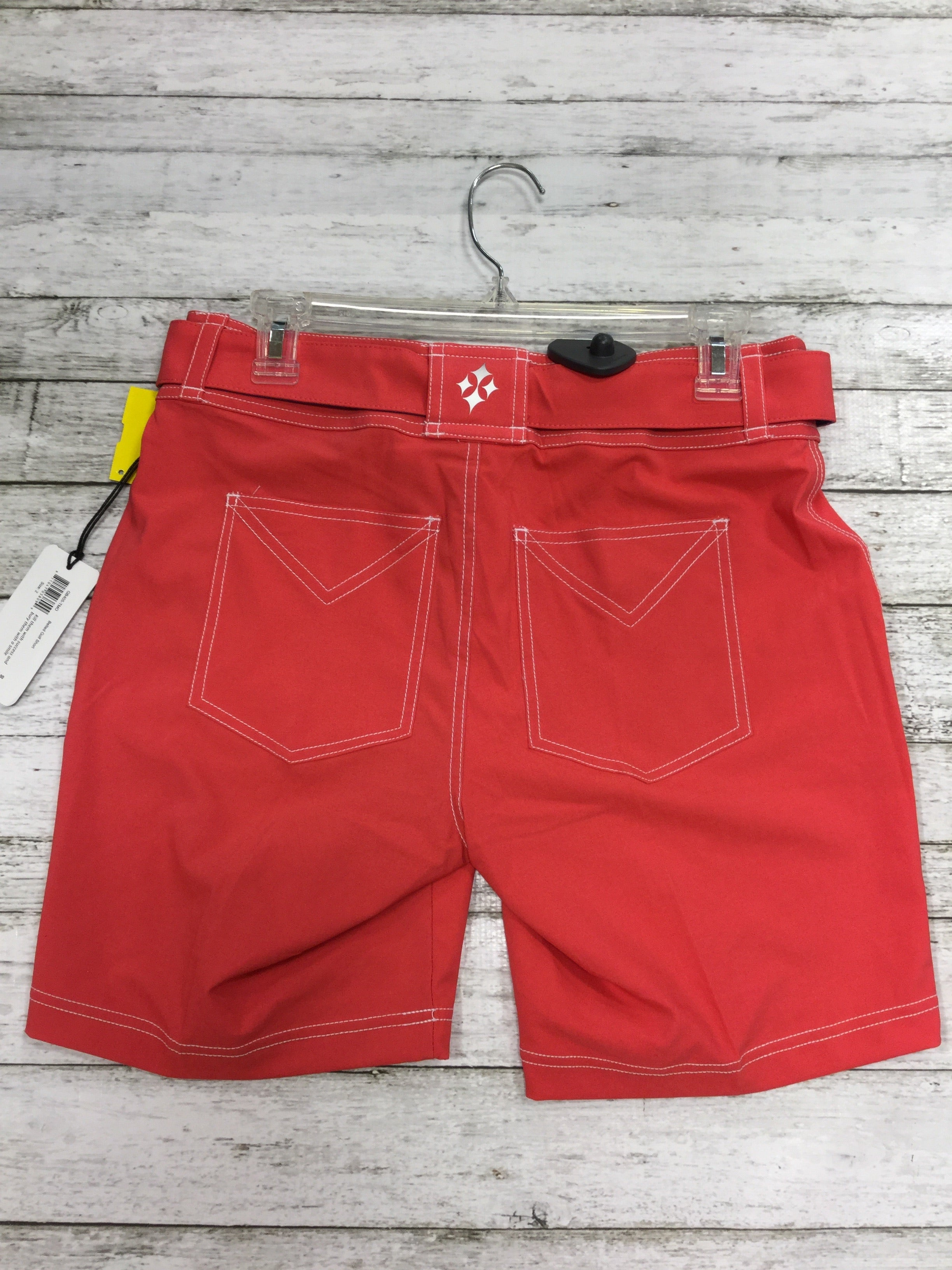 Photo #1 - BRAND:    CMD , STYLE: ATHLETIC SHORTS , COLOR: CORAL , SIZE: 2 , OTHER INFO: JOFIT - NEW! , SKU: 127-3371-42349