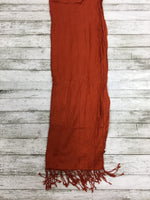 Primary Photo - BRAND:    CMD <BR>STYLE: SCARF <BR>COLOR: ORANGE <BR>OTHER INFO: NEW! <BR>SKU: 127-4942-1421