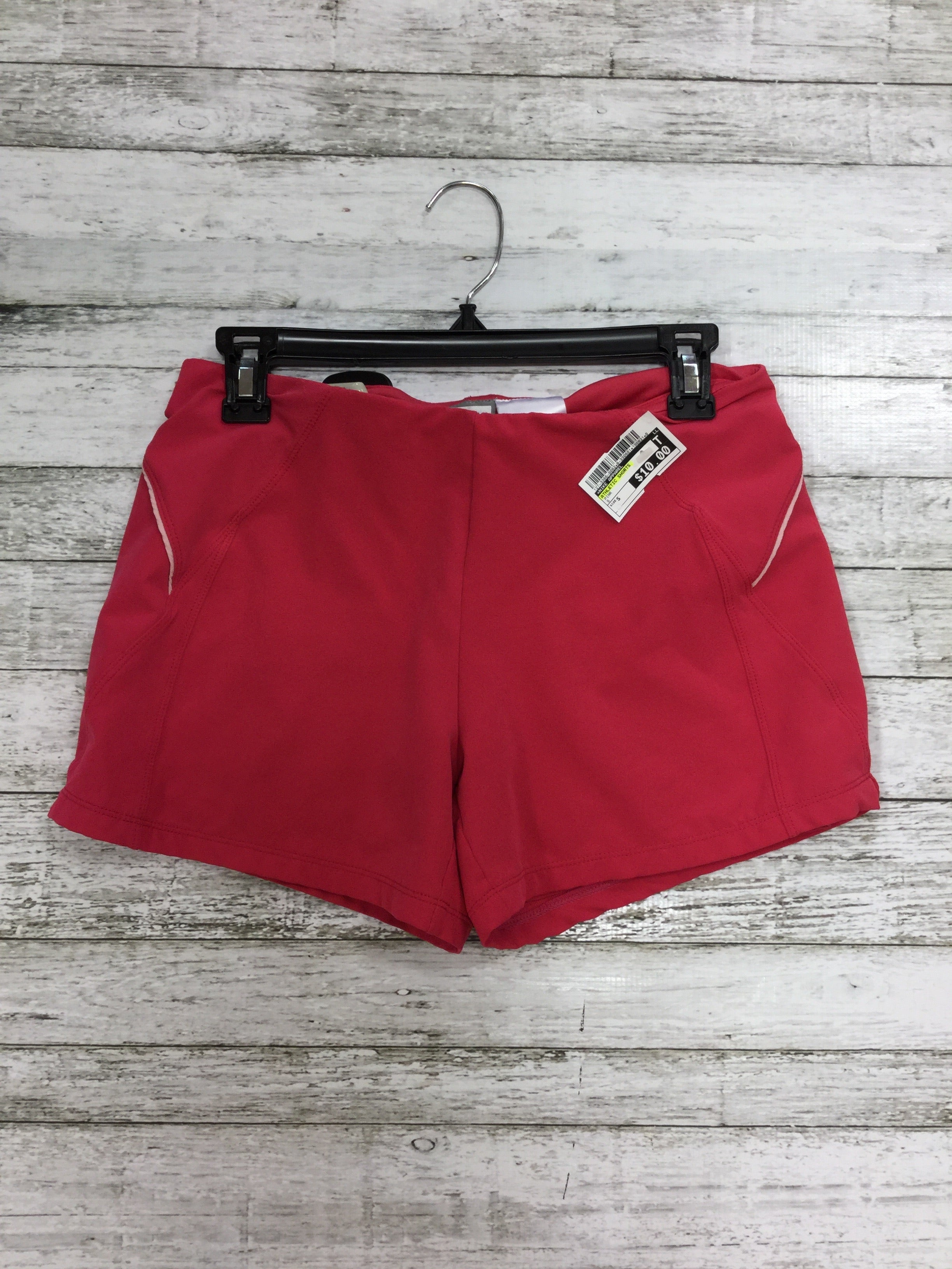 Primary Photo - BRAND: NIKE APPAREL , STYLE: ATHLETIC SHORTS , COLOR: PINK , SIZE: S , SKU: 127-3366-9062
