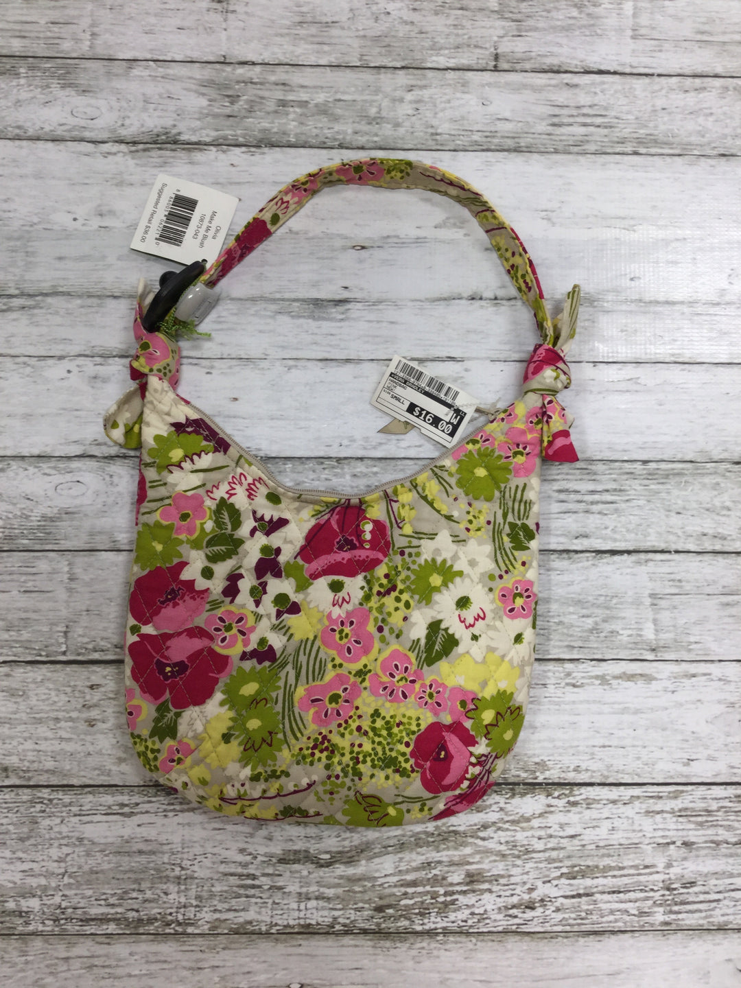 Primary Photo - BRAND: VERA BRADLEY , STYLE: HANDBAG , COLOR: PINK , SIZE: SMALL , OTHER INFO: NEW! , SKU: 127-3366-9794