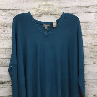 Primary Photo - BRAND: JOSEPH A STYLE: TOP LONG SLEEVE COLOR: TEAL SIZE: M OTHER INFO: NEW! SKU: 125-3916-44481NEW WITH TAGS AND IN GREAT CONDITION.