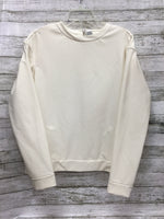 Primary Photo - BRAND: LULULEMON , STYLE: ATHLETIC TOP , COLOR: CREAM , SIZE: 10 , SKU: 127-2767-93151