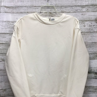 Primary Photo - BRAND: LULULEMON STYLE: ATHLETIC TOP COLOR: CREAM SIZE: 10 SKU: 127-2767-93151