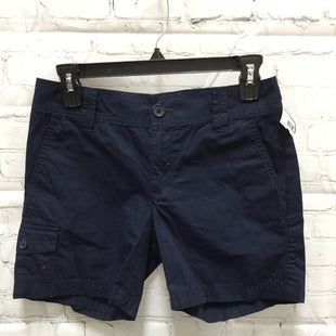 Primary Photo - BRAND: GH BASS AND CO STYLE: SHORTS COLOR: NAVY SIZE: 2 SKU: 127-4876-7765