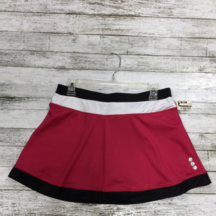 Primary Photo - BRAND:    CMD STYLE: ATHLETIC SKIRT SKORT COLOR: PINKBLACK SIZE: S OTHER INFO: JOFIT - SKU: 127-4169-12006