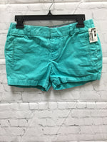 Primary Photo - BRAND: STYLUS , STYLE: SHORTS , COLOR: TURQUOISE , SIZE: 2 , OTHER INFO: AS IS , SKU: 127-3371-46003