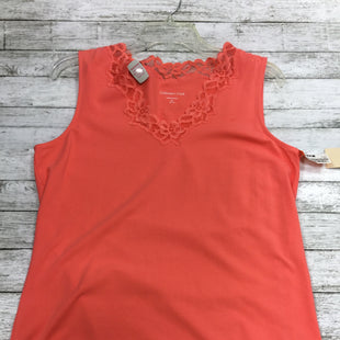 Primary Photo - BRAND: COLDWATER CREEK STYLE: TANK BASIC CAMI COLOR: SALMON SIZE: M OTHER INFO: NEW! SKU: 127-4559-9745