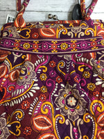 Photo #1 - BRAND: VERA BRADLEY <BR>STYLE: HANDBAG <BR>COLOR: MULTI <BR>SIZE: MEDIUM <BR>SKU: 127-2767-89324