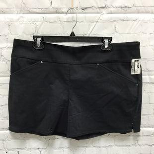 Primary Photo - BRAND: INC STYLE: SHORTS COLOR: BLACK SIZE: 18 SKU: 127-4169-35797PULL ON BLACK SHORTS BY INC!