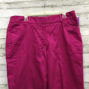 Primary Photo - BRAND: STUDIO WORKS STYLE: SHORTS COLOR: PINK SIZE: 16 SKU: 127-4942-3001LONG PINK SHORTS BY STUDIO WORKS.