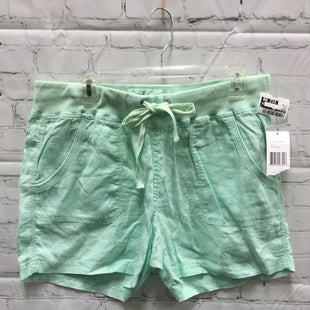 Primary Photo - BRAND: CALVIN KLEIN STYLE: SHORTS COLOR: GREEN SIZE: XL SKU: 127-2767-93108LINEN TURQUOISE SHORTS, NWT!