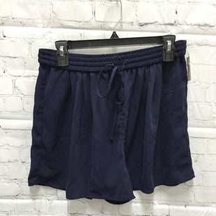 Primary Photo - BRAND: J CREW STYLE: SHORTS COLOR: NAVY SIZE: M SKU: 127-4169-35849FLOWY NAVY PULL ON SHORTS!