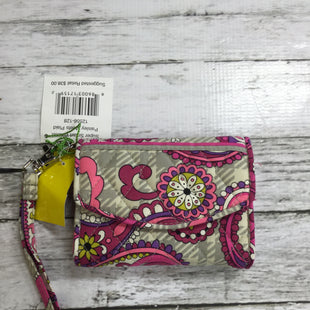 Primary Photo - BRAND: VERA BRADLEY STYLE: WALLET COLOR: PINK SIZE: SMALL OTHER INFO: NEW! SKU: 127-4876-4454