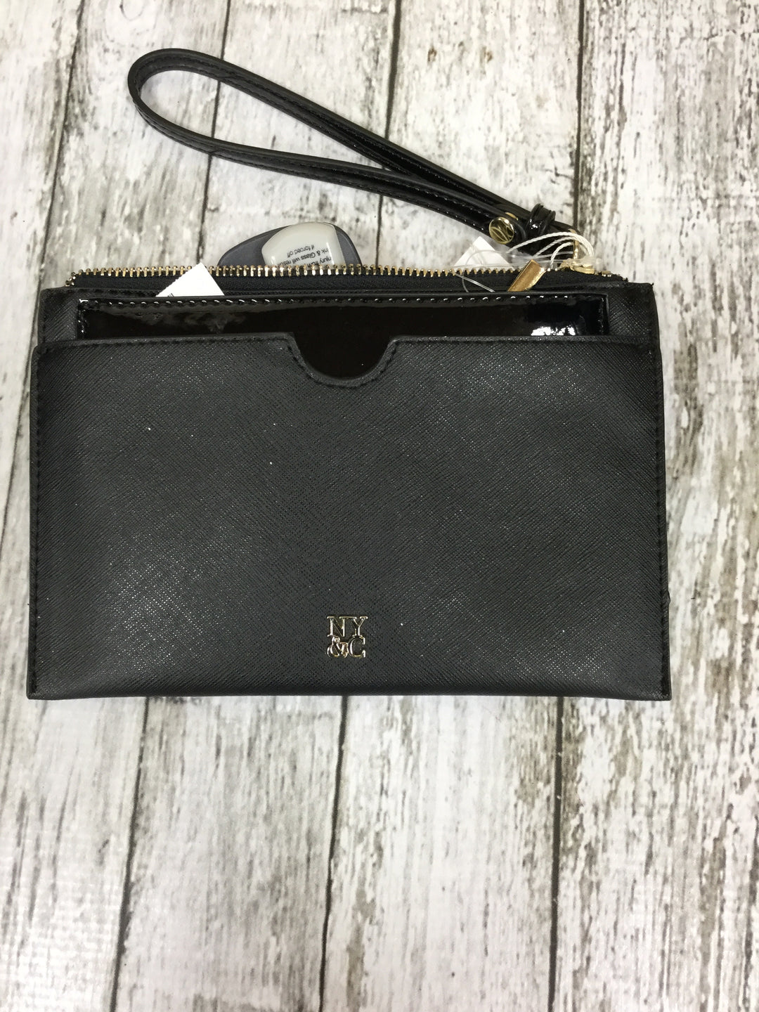 Primary Photo - BRAND: NY COLLECTION <BR>STYLE: WRISTLET <BR>COLOR: BLACK <BR>SKU: 127-4942-635