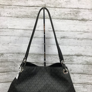 Primary Photo - BRAND: MICHAEL KORS STYLE: HANDBAG DESIGNER COLOR: BLACK SIZE: MEDIUM OTHER INFO: AS IS SKU: 127-3371-49802